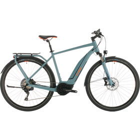 Cube Touring Hybrid EXC 500, blue/orange
